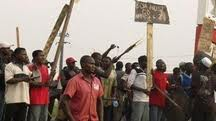 15.08.2012 - cameroon - war on criminals in Kumba