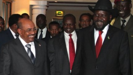 2012.09.27 - Sudan and South Sudan leaders bis