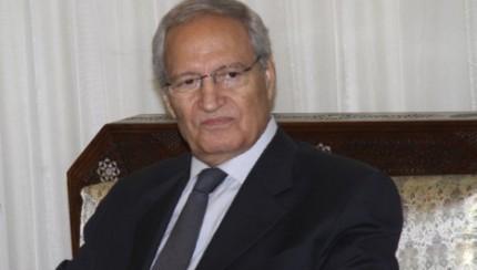 2012.12.18 - Farouq al-Sharaa