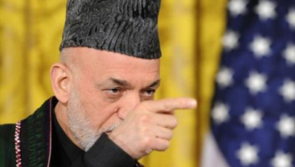 2013.05.13 - Karzai agrees for US bases in Afghanistan after 2014