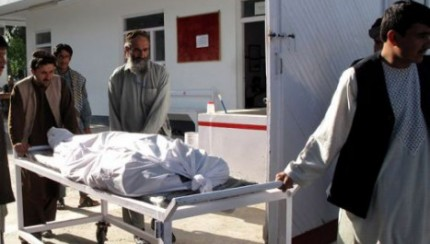 2013.05.20 - 9 killed in an attack over a housing complex in Kadahar