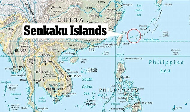 How uninhabited islands soured China-Japan ties